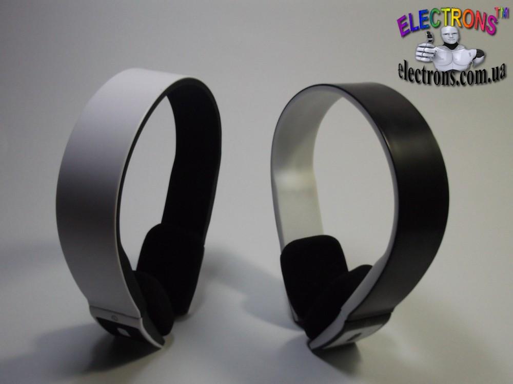 Bluetooth музыкальные наушники с микрофоном и кнопками управления