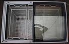 """Морозильний лар """"Caravell"""" (Данія), корисний об'єм 305 л, гнуте скло, Б/в, фото 3"""