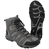 "Трекинговые ботинки серые Fox Outdoor ""Mountain High"""