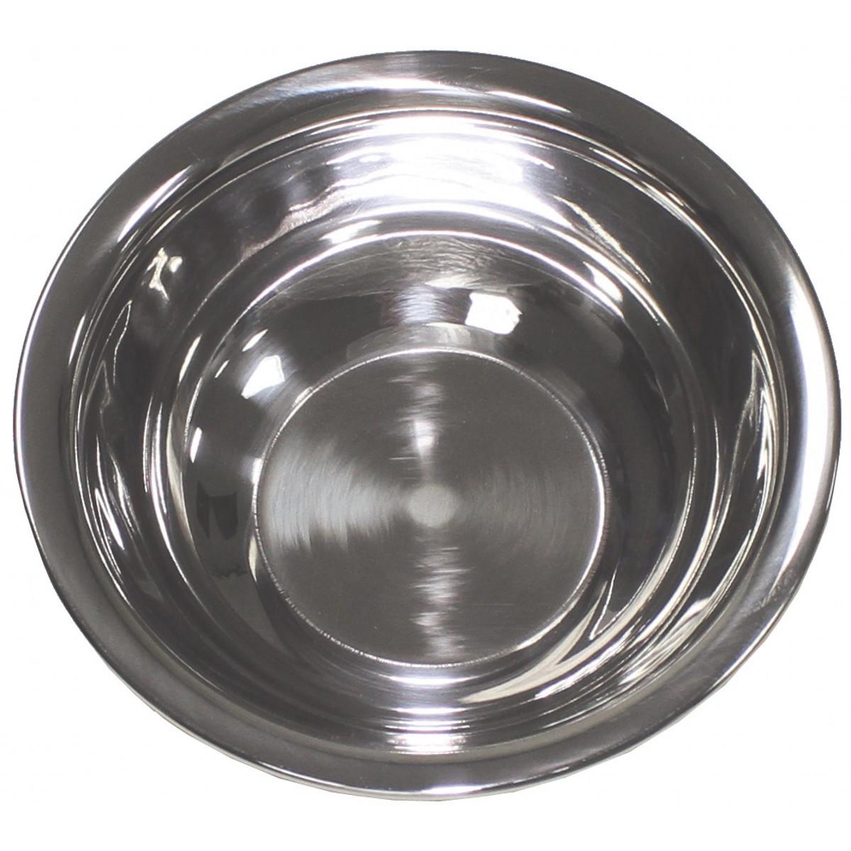 Тарелка 20.5x4.5см из нержавеющей стали MFH