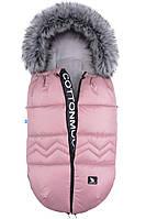 Зимний конверт Cottonmoose North Moose 873-3 pink (розовый)