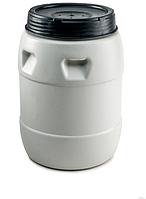 Бочка полиэтиленовая, 55 литров , техническая