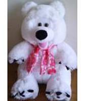 Мягкая игрушка озвученная медведь 2126-28