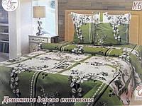 """Комплект постельного белья """"Денежное дерево"""" Бязь,100% хлопок"""