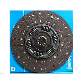 Диск сцепления MAN DAF D=430mm   1862108034