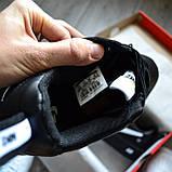Кроссовки мужские Nike Air Force 1 07 Low LV8 D8432 Black, фото 7