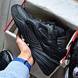 Кроссовки мужские Nike M2K D8434 Black, фото 2