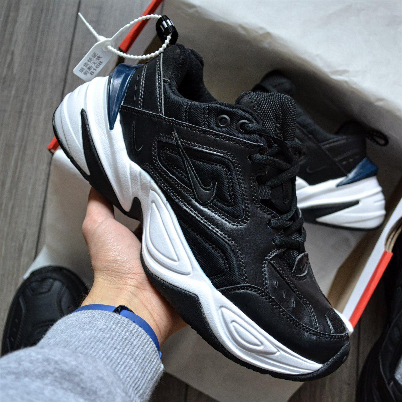Кроссовки мужские Nike M2K D8435 Black & White