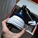 Кроссовки мужские Nike M2K D8435 Black & White, фото 3
