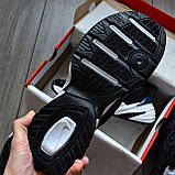 Кроссовки мужские Nike M2K D8435 Black & White, фото 4