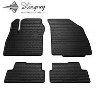 Автоковры на Ravon R4 2017- Stingray комплект черный