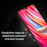 Захисне скло двічі загартоване 9D для Xiaomi Redmi Note 8 /, фото 7