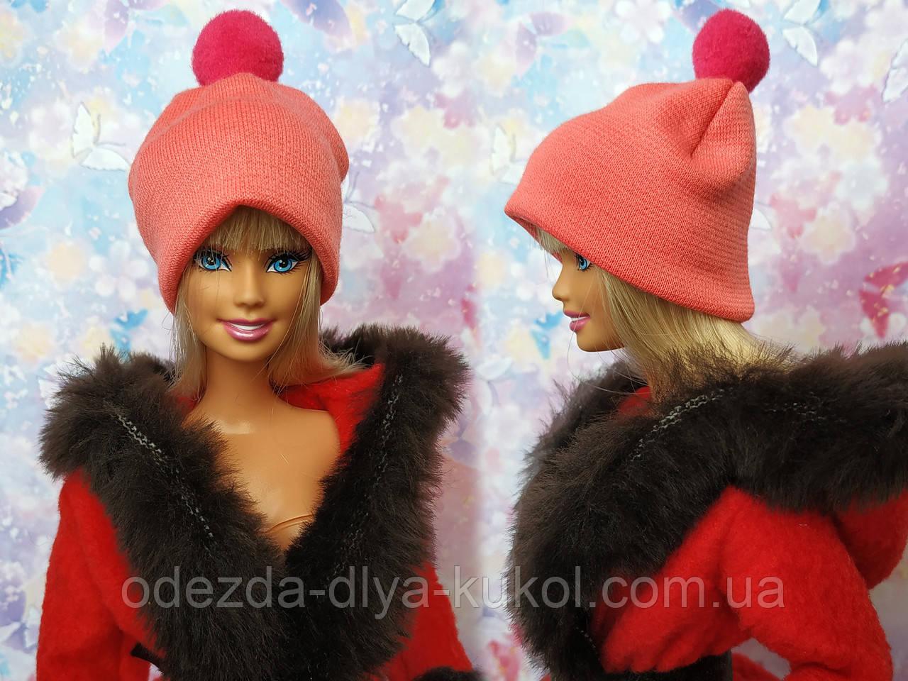 Одежда для кукол Барби - шапочка