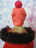 Одежда для кукол Барби - шапочка, фото 3
