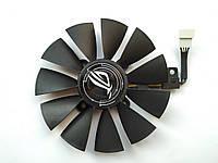 Вентилятор №116.1 кулер для видеокарты ASUS STRIX T129215SU PLD09210S12HH GTX 1070 1080 FDC10U12S9-C