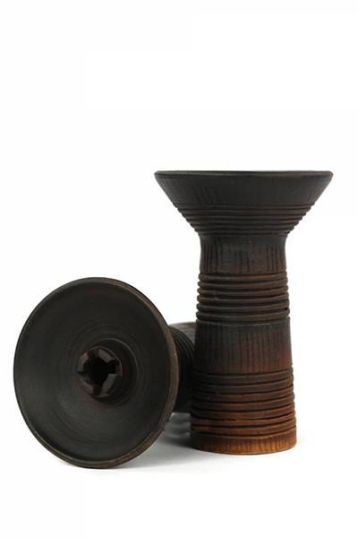 Чаша для кальяна Gusto Bowls Alien глиняная