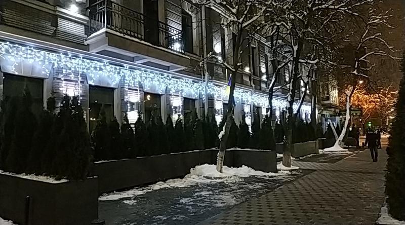 Посуточная аренда новогодних гирлянд