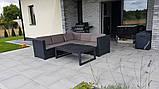 Набор садовой мебели Provence Lyon Set из искусственного ротанга ( Allibert by Keter ), фото 2