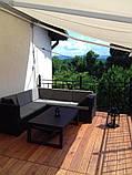Набір садових меблів Provence Lyon Set зі штучного ротанга ( Allibert by Keter ), фото 10