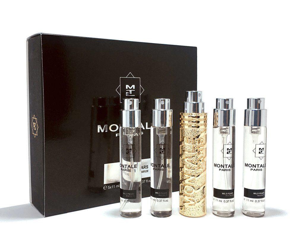 Набор мини-парфюмов унисекс MONTALE Wild Pears 5 в 1