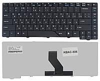 Клавиатура для ноутбука Acer Aspire 4730 4930 5530 5930 6920 6935 eMachines E510 черная (9J.N5982.90R)
