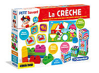 Развивающая игра для детей 1-3 лет La Crèche