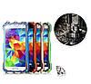 """Samsung S6 G920 металлический алюминиевый чехол бампер панель рамка для телефона """"R-JUST"""", фото 7"""