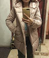 Женская зимняя куртка в расцветках, фото 1