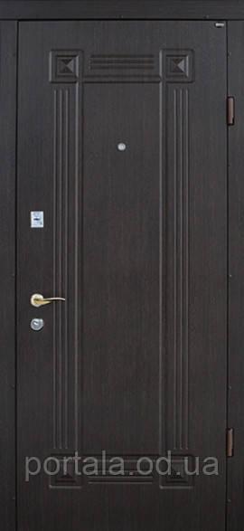 """Вхідні двері для вулиці """"Портала"""" (Стандарт Vinorit) ― модель Алмарин"""