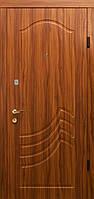 """Входная дверь для улицы """"Портала"""" (серия Стандарт Vinorit) ― модель Б12, фото 1"""