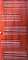 """Входная дверь для улицы """"Портала"""" (Стандарт Vinorit) ― модель Лион, фото 1"""