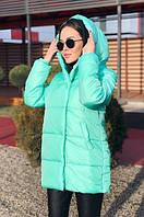 Женская зимняя куртка много расцветок, фото 1