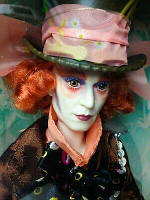 Колекційна лялька Капелюшник Mad Hatter Collector