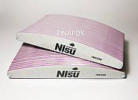 Пилки для ногтей 180/240 NIsu Professional , 50 шт