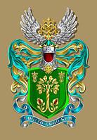 Герб Томиных