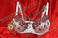 8026 Yi Mei снежная азалия  бюстгальтер или комплект: бюстгальтер+ трусики-стринги 75C +S