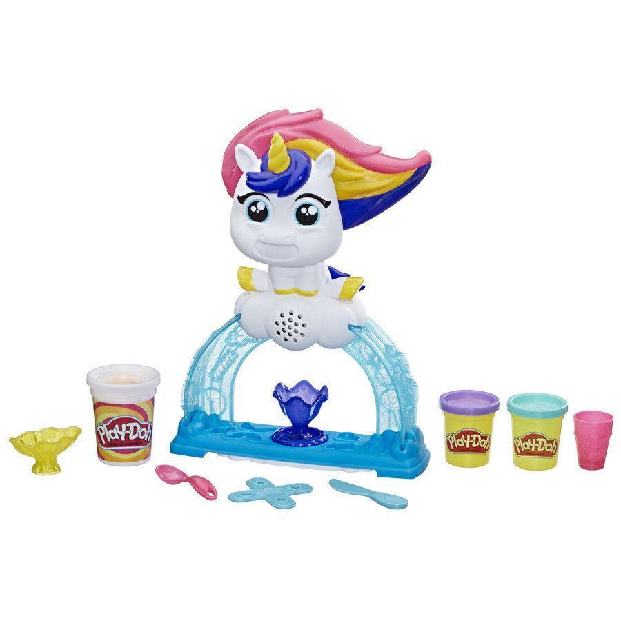 Hasbro Набір ігровий Play-Doh Веселий Єдиноріг Тутті E5376EU4