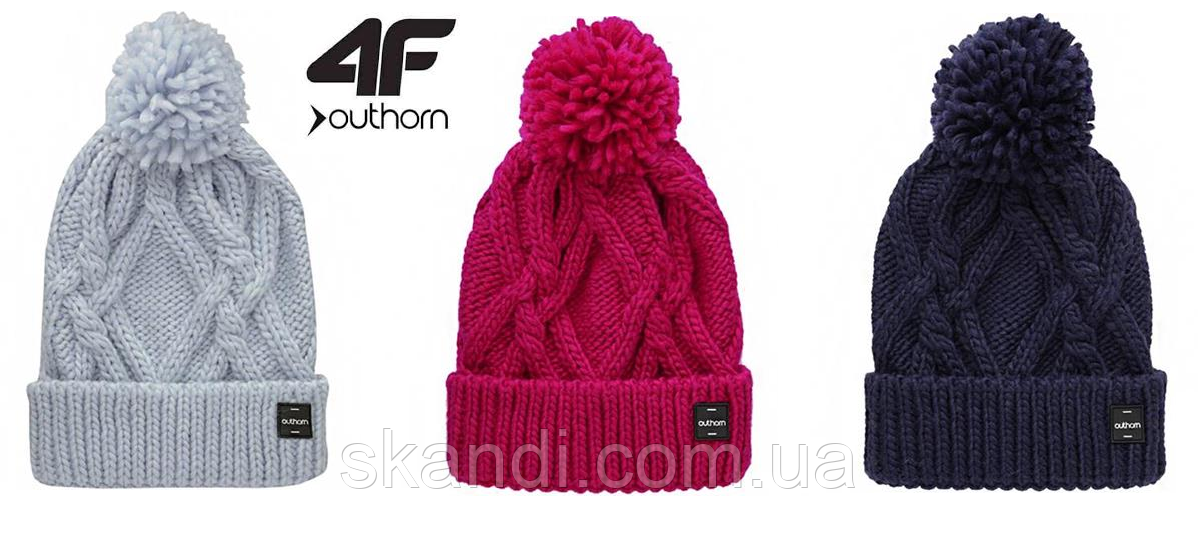 Женская шапка Outhorn (Оригинал)