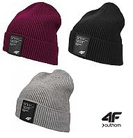 Крутая Мужская шапка 4F (Оригинал) 3цвета