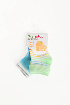Комплект носков Prenatal 0-1 month комбинированный (F503SC165KP002_Mix)