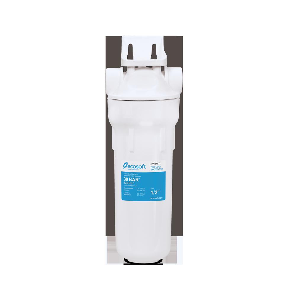 """Фильтр непрозрачный для холодной воды Ecosoft 1/2"""""""
