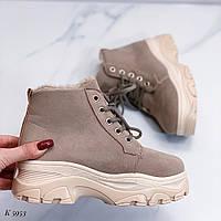 Ботинки (ЗИМА - эко мех), фото 1