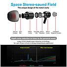 Беспроводные вакуумные наушники JBL T180A Bluetooth магнитные с микрофоном гарнитура микрофон телефон блютуз, фото 6