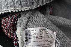 Шерстяні жіночі светри новорічні оптом та в роздріб S 1062, фото 2