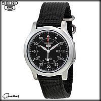 Часы Seiko 5 SNK809K2 ▷ механика с автоподзаводом
