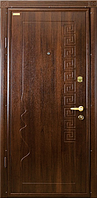 """Входная дверь для улицы """"Портала"""" (Стандарт Vinorit) ― модель Родос, фото 1"""