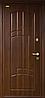 """Вхідні двері для вулиці """"Портала"""" (Стандарт Vinorit) ― модель Сієста, фото 2"""