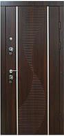 """Входная дверь для улицы """"Портала"""" (Стандарт Vinorit) ― модель Торнадо-2, фото 1"""