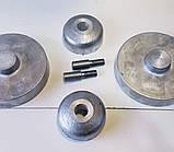 Проставки Рено Трафик, Опель Виваро, Renault Trafic, Opel Vivaro для увеличения клиренса комплект перед и зад, фото 5
