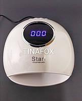 UV/LED лампа для гель лака и геля STAR 5, 72 Вт